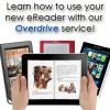 Learn how to use your eReader with our Overdrive Service!