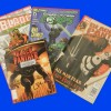 Teen Comic Book Swap