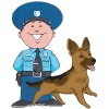 Sheriff and K-9 Show and Tell