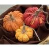 Fall Fabric Pumpkins