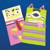 Monster Paper Bag Puppet