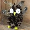 Make Your Own Pom Pom Owl