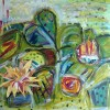 Day Dreams and Day Trips: Paintings by Margo Baker