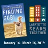 Lafayette Reads Together: Finding Gobi by Dion Leonard