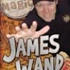 James Wand's Secret Agent Magic Show