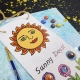 """""""Sunny Days"""" Wooden Plaque"""