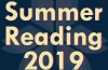 2019 Summer Reading Results