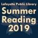 2019 Summer Reading Results