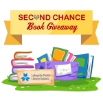 Second Chance Book Giveaway