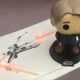 """Straw Wars"" Paper Circuit Craft"
