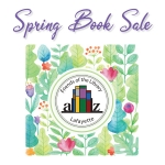 Friends of the Library Spring Book Sale: June 16 – 19
