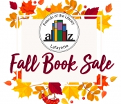 Friends of the Library's Fall Book Sale: Now through Sept.18