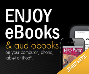 Overdrive Downloadable eBooks and eAudiobooks