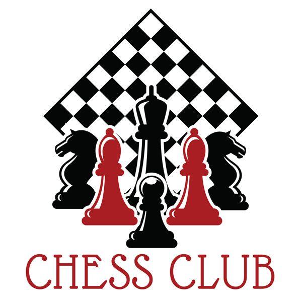 lafayette public library  u00bb chess club Free Construction Logos Construction General Contractor Clip Art Free