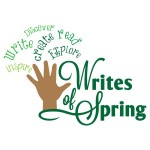 Writes of Spring promotional logo